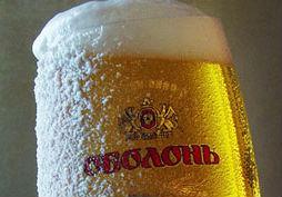 """Пиво """"Оболонь"""" в России будет выпускать """"Московская пивоваренная компания"""""""