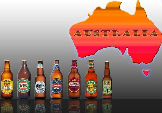 В Австралии сокращается потребление пива