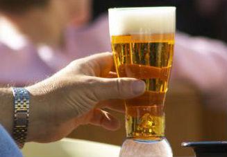 экспорт пива