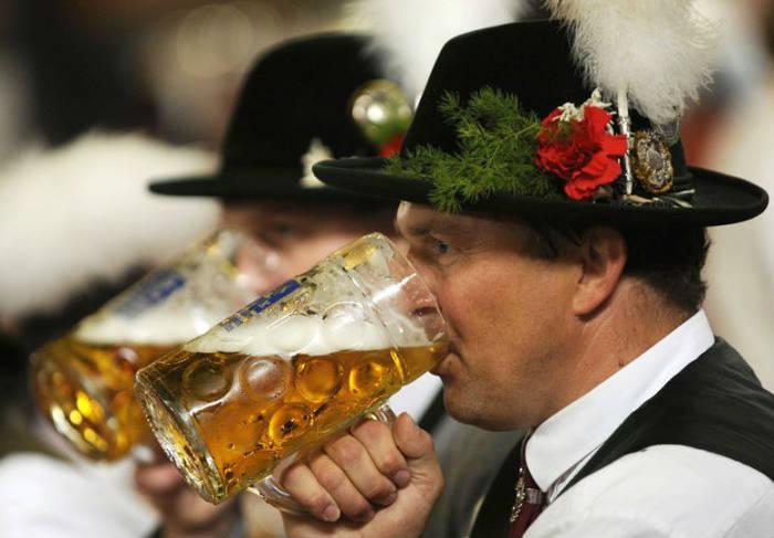 10 любопытных фактов о немецком пиве
