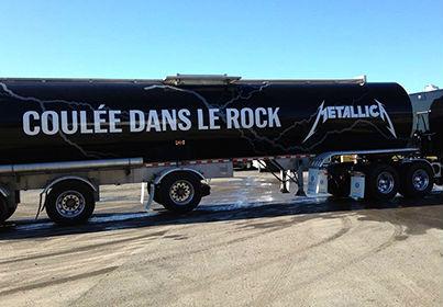 Metallica и Budweiser выпустили лимитированную партию пива с символикой рок-группы