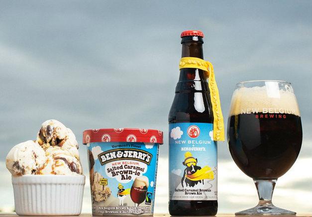 В США появится мороженое со вкусом пива