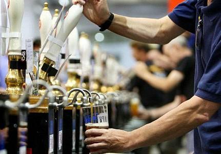 Потребление алкоголя в Великобритании сократилось на 19%