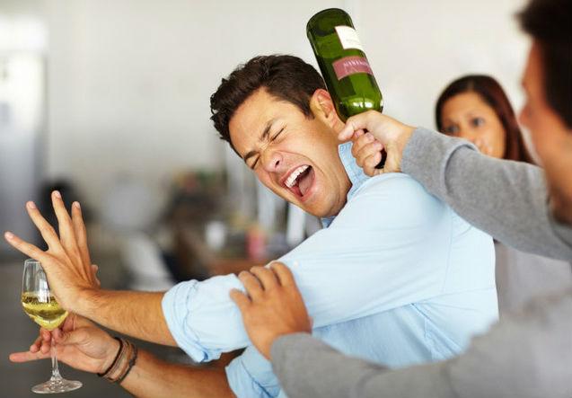 Поведение под воздействием алкоголя