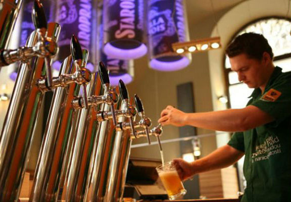Рынок пива в Чехии растете за счет экспорта
