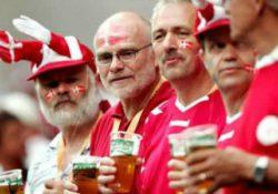 Продажи пива в Дании