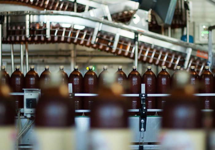 Производство пива в ПЭТ