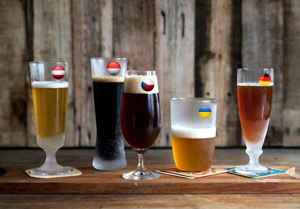 Шесть пунктов за 2015 год потеряла Украина в рейтинге любителей пива Европы