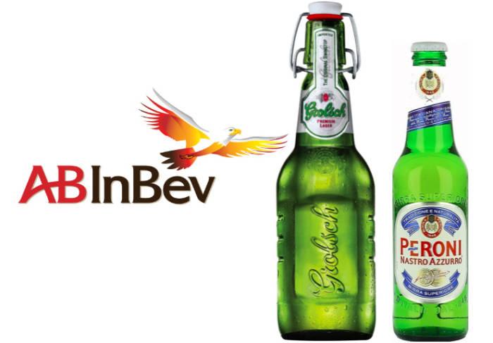 AB InBev намерен отказаться от Grolsch и Peroni