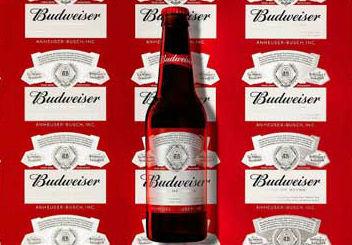 Budweiser сменил дизайн