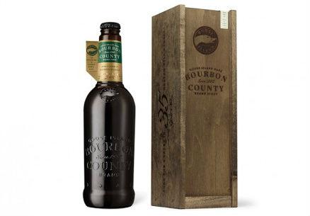 Пиво Goose Island Rare Bourbon County Brand Stout