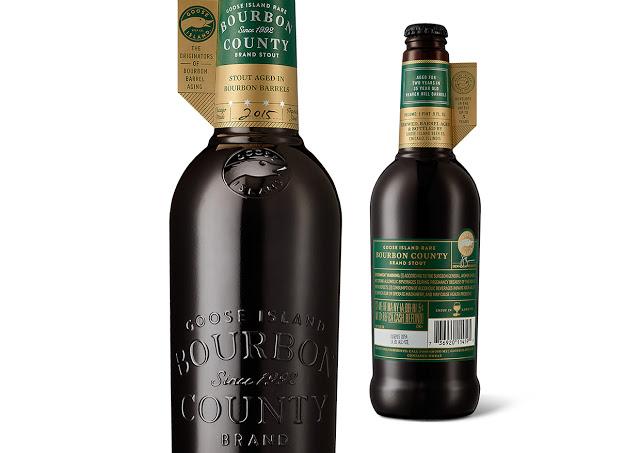 Goose Island Rare Bourbon County Brand Stout