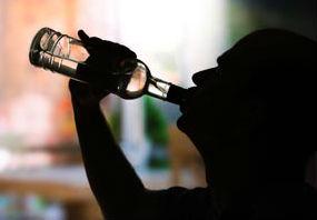Смерть от злоупотребления алкоголем