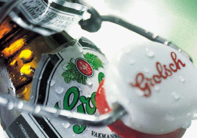 Бренды Grolsch и Peroni намерена приобрести японская Asahi