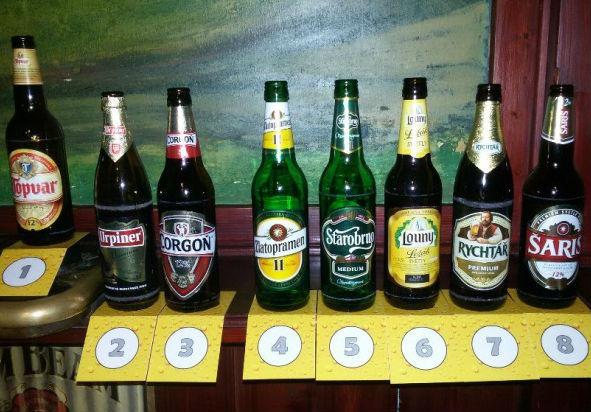 Словацкое пиво опередило чешское в анонимной дегустации