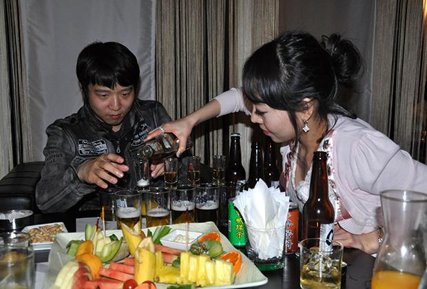 Самой пьющей страной признана Южная Корея