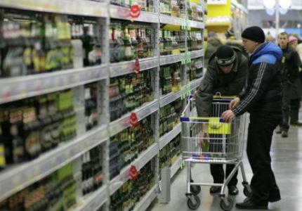 запрет продаж алкоголя