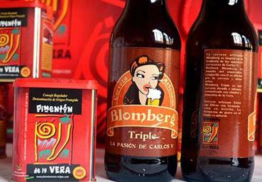 Blomberg Triple пиво с копченой паприкой