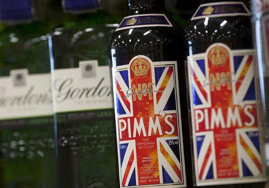 Алкоголь в Британии