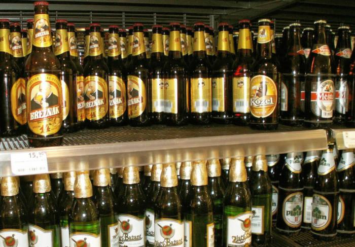За 5 лет экспорт ческого пива вырос на 40 процентов