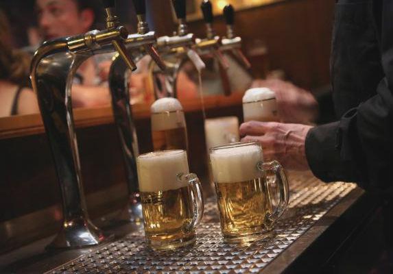 Производство пива в России 2016