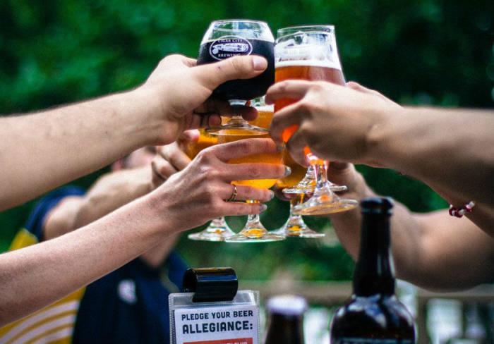 Производство пива в мире