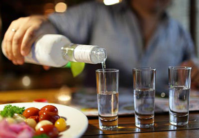 Рейтинг любимых алкогольных напитков украинцев