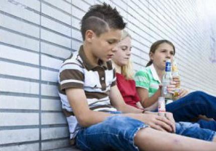 Потребление алкоголя подростками в Латвии