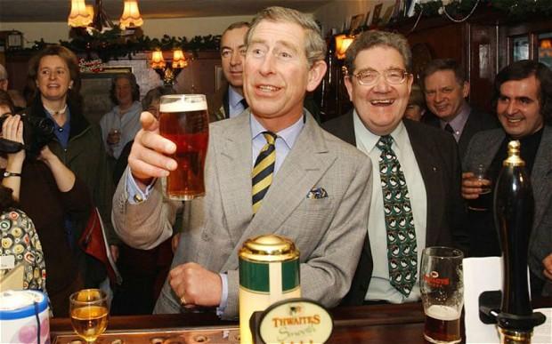 В Британии уменьшили акциз на пиво