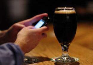 Изобретено приложение определяющее свежесть пива