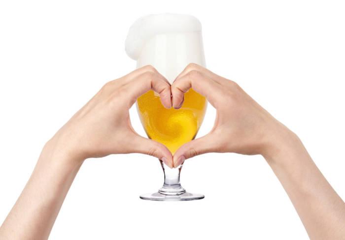 Пинта пива в день снижает риск сердечно-сосудистых заболеваний