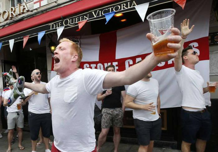 Запрет продажи алкоголя на Евро 2016