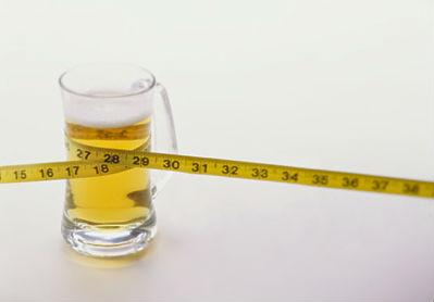 Умеренное потребление пива не приводит к ожирению