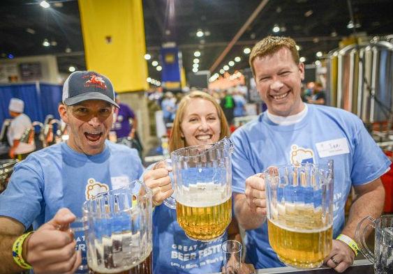 В рейтинге любимых алкогольных напитков американцев лидирует пиво