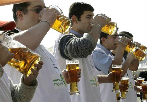 Правительство Грузии не увеличит акциз на пиво