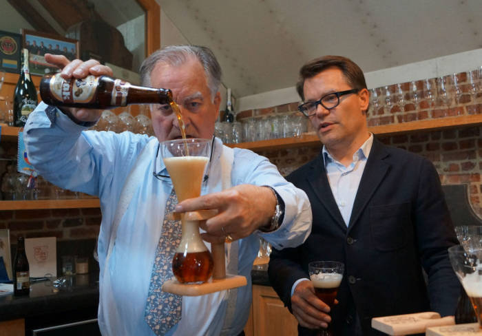 Крафтовая пивоварня Bosteels