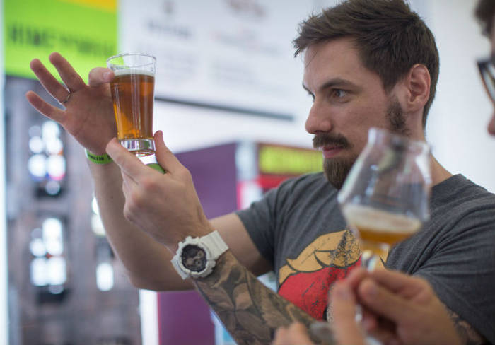 Международный конкурс пива