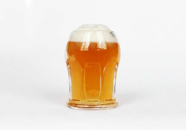Креативные бокалы для пива - A-B-C x Omnipollo Beer Cup