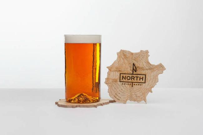 Креативные бокалы для пива - North Drinkware