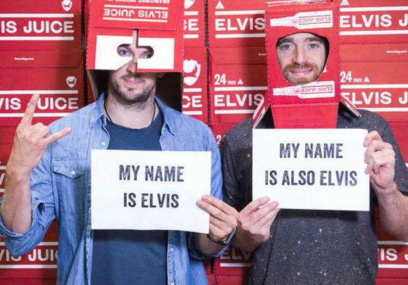 Основатели BrewDog сменили имена и назвались Элвисами
