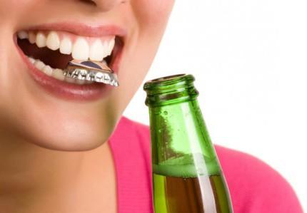 Умеренное потребление пива поможет сохранить зубы здоровыми