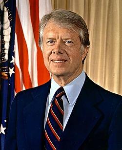 Президенты - любители пива. Джимми Картер