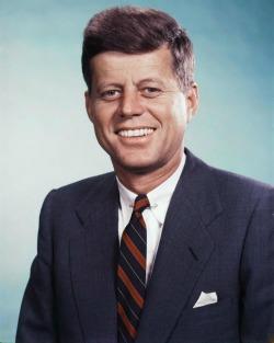 Президенты - любители пива. Джон Кеннеди
