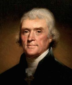 Президенты - любители пива. Томас Джефферсон