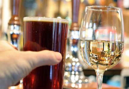 Винные страны переходят на пиво