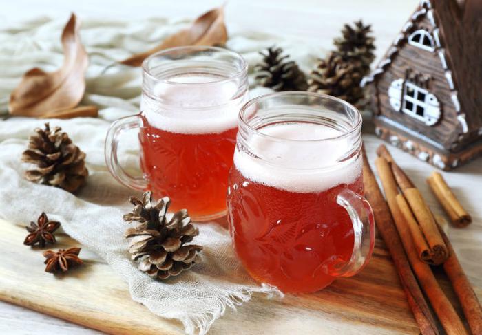 Лучшее рождественское пиво к праздникам