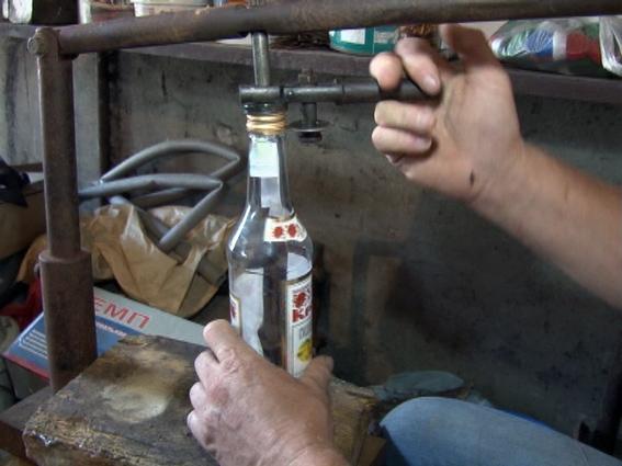 Изготовление водки дома