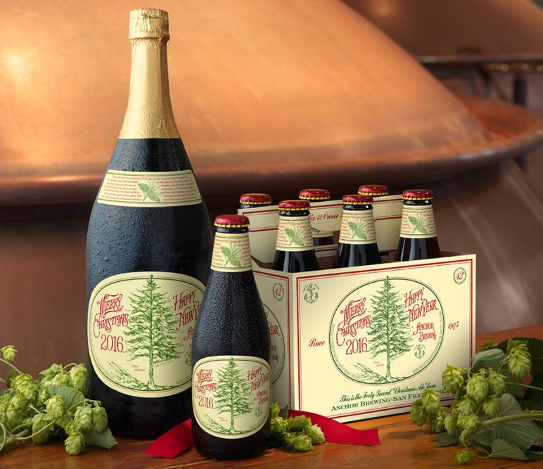 Праздничное пиво в США