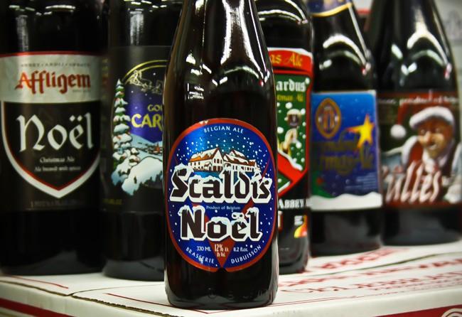 Рождественское пиво в Бельгии