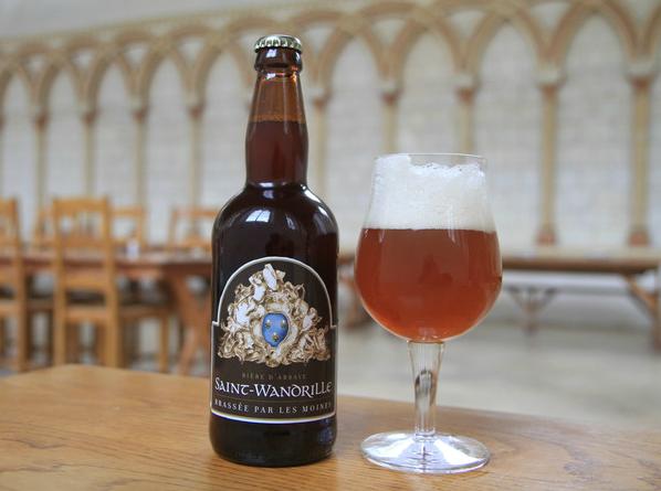 Пиво сваренное монахами
